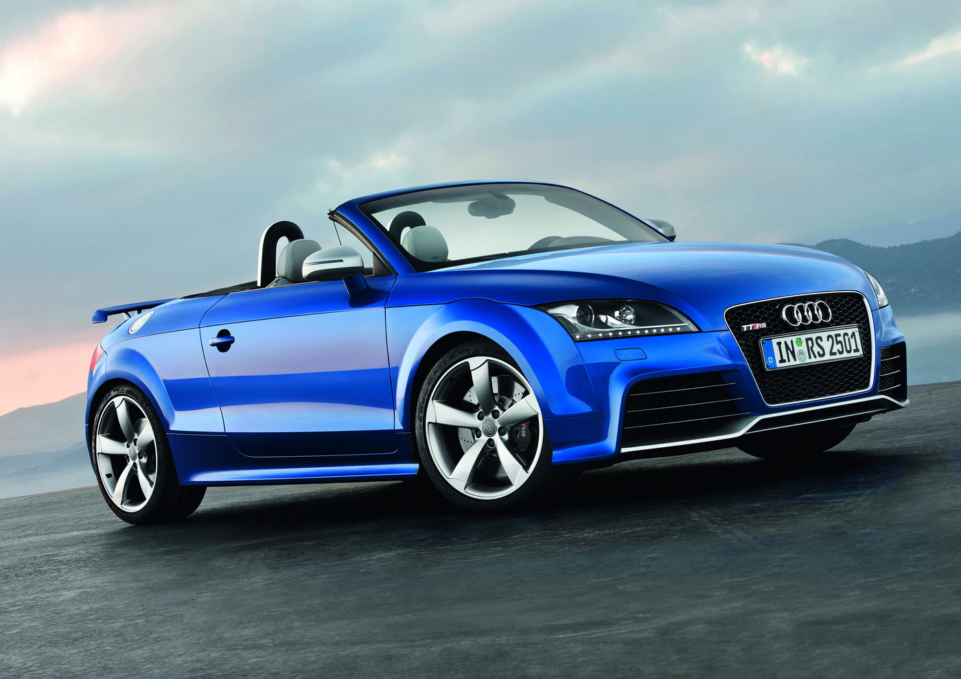 Captivating Audi Sports Car Convertible